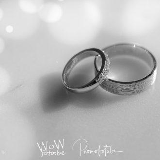 promofoto huwelijk trouw brian en steffie kortrijk trouwringen