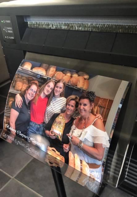 promofoto direct print foto direct mee evenement huwelijk